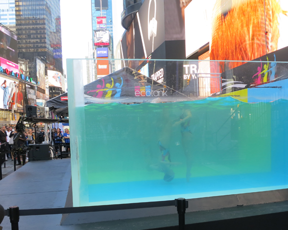 Dye-Sublimation Printing Helps the USA Synchronized Swim