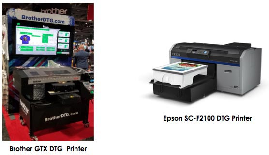 7806c4590 DTG printers at ISS 2019. (Sources: www.duecigrafica.it; Keypoint  Intelligence – InfoTrends)