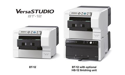 Roland DG Announces Availability of VersaSTUDIO BT-12 Direct