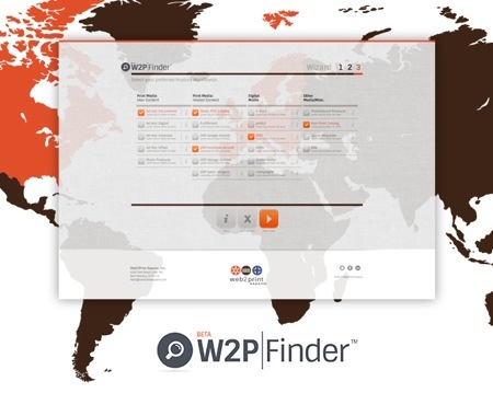 Find Web-to-Print Software Providers around the World with