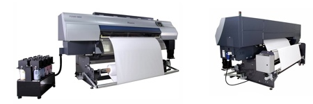Mimaki USA announces industrial media handling system for TS500-1800