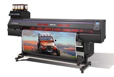 Mimaki USA introduces UCJV Series UV cut-and-print devices