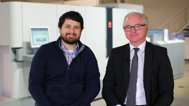 Video preview: Highlights from the Global Commercial Printing Days Hosted by Canon Océ